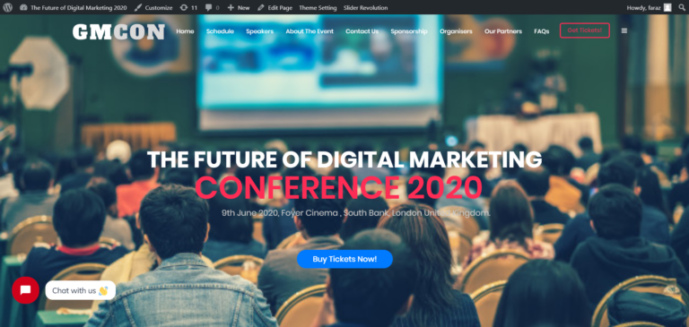Global Marketing Conference (GMCON)